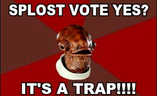 SPLOST Trap