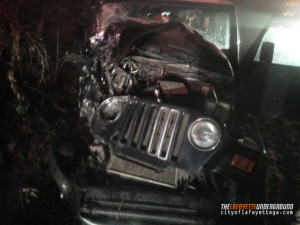 Dec 3rd Walker Co Ambulance Wreck