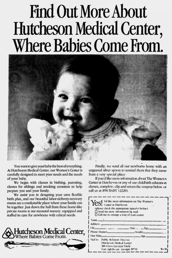 Hutcheson Where Babies Come From 1991