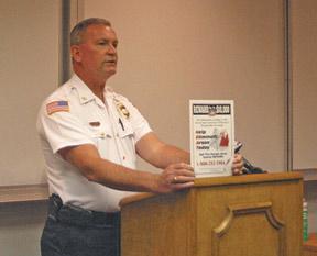 Fire Marshal Waymond Westbrook