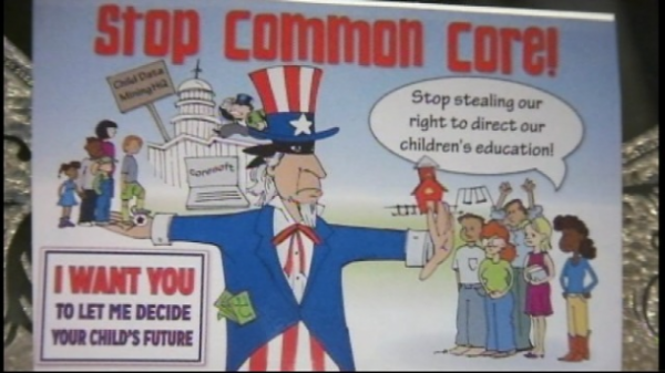 Common Core Opposition Material