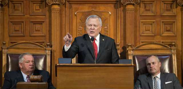 Gov Deal State of the State Address 2014