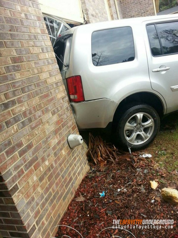 Parked Lease Car Accident Not My Fault
