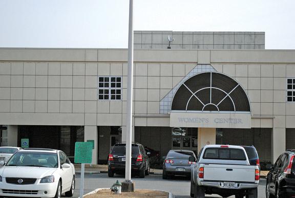 Hutcheson Women's Center