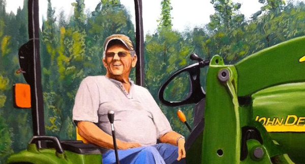 Logan Cobb Painting