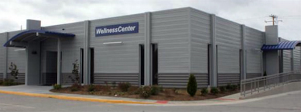 Roper Wellness Center