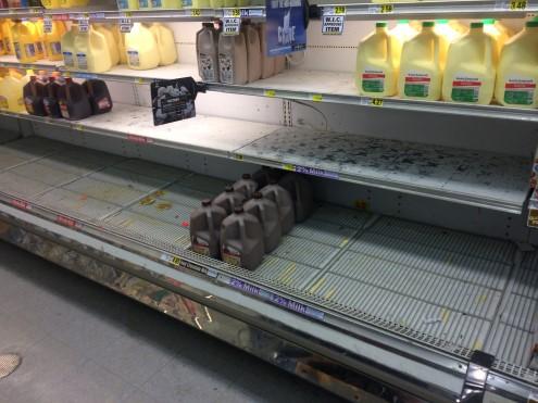 Empty Milk Cooler in Summerville