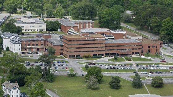 Hutcheson Aerial View