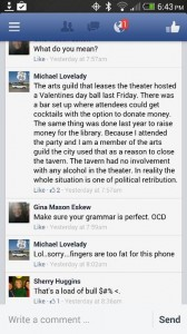 Lovelady Facebook Confession