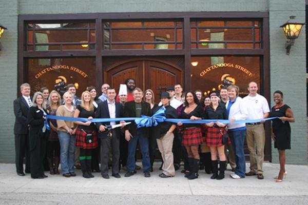 Chattanooga Street Tavern Grand Opening