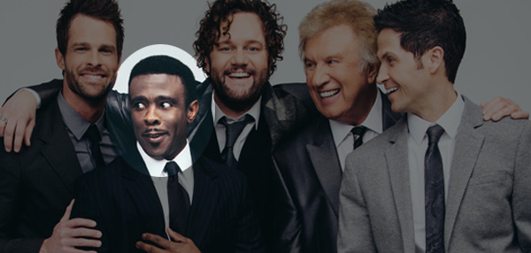 Todd Suttles With Gaither Vocal Band