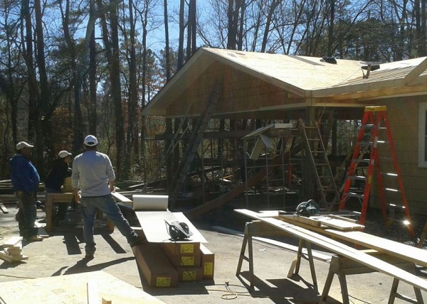 Whitten Home Carport Expansion