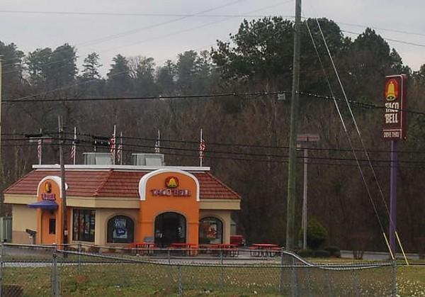 Summerville Taco Bell