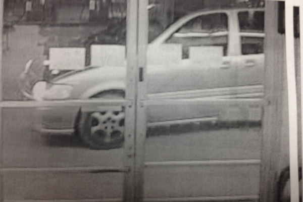 Villanow Propane Theft Van