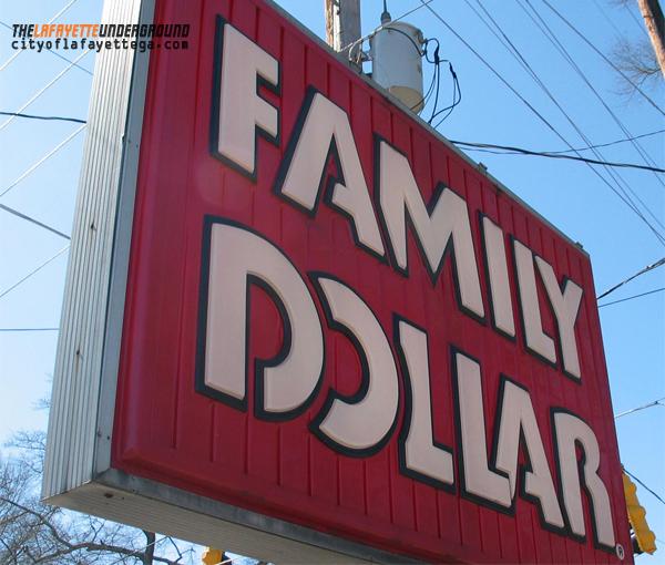 Family Dollar LaFayette