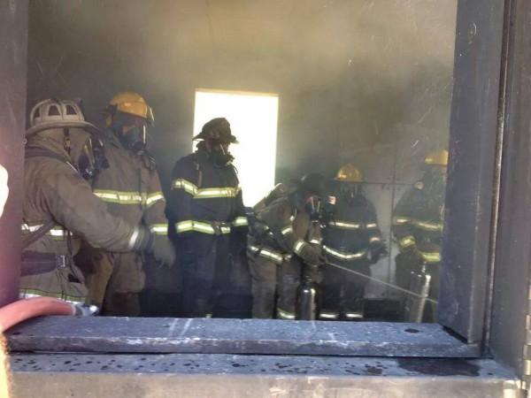 Lunch & Learn Fire Training