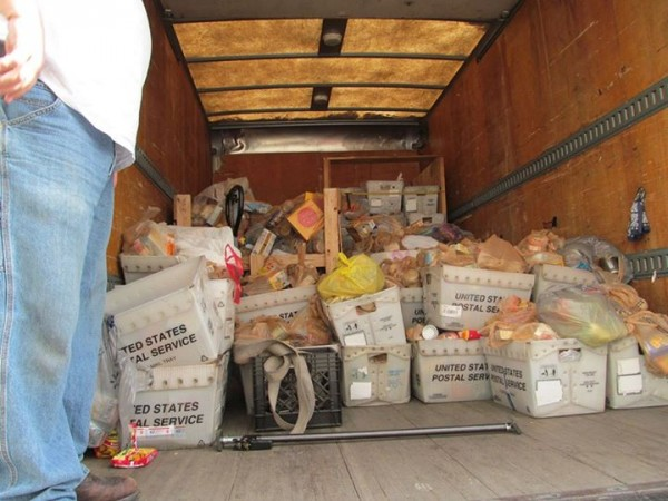 Care Mission USPS Donations