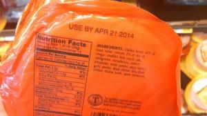 Walmart Chicken Expired April 21