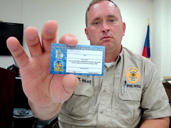 GA Boating License