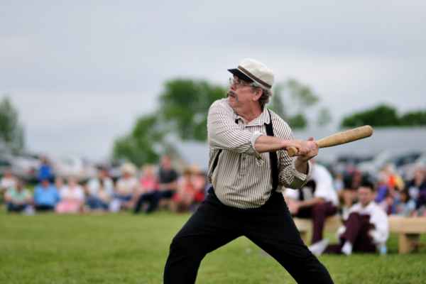 Vintage Baseball League