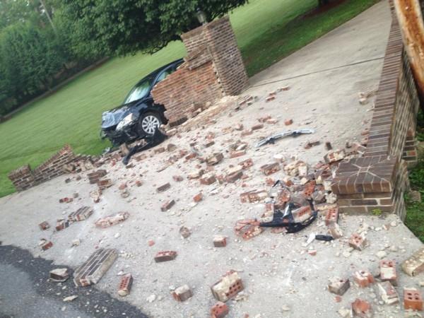 June 6 Johnson Road Wreck