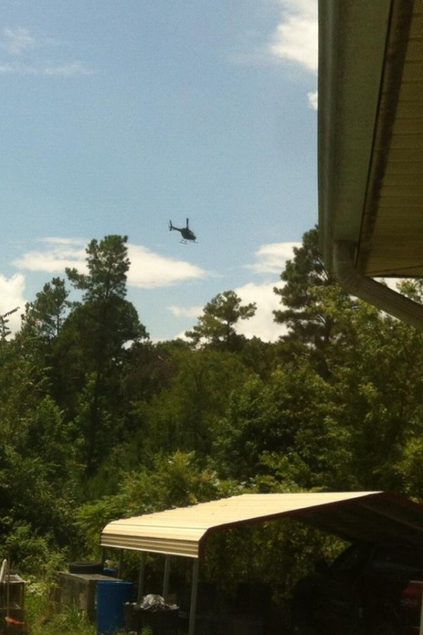 July 23 Helicopter