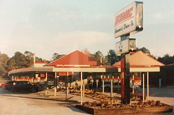 Sonic LaFayette in 1989