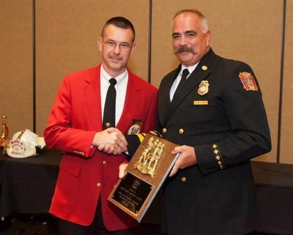 Chief Camp Life Saving Valor Award