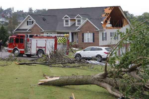2014 Ringgold Tornado