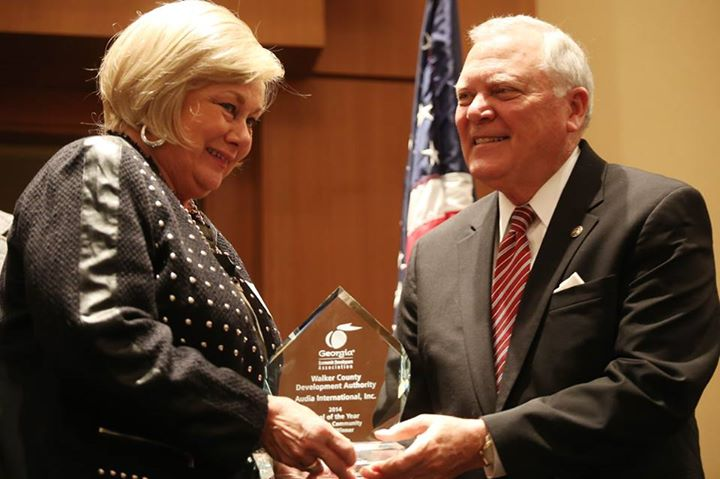 Bebe & Nathan Deal / Deal of the Year Award