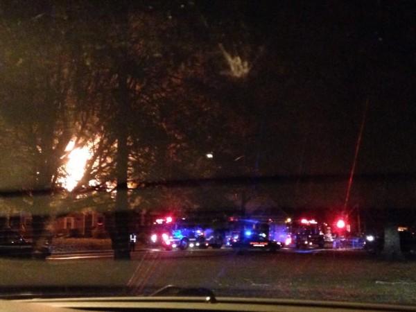 November 1 House Fire