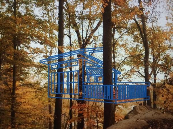 Flintstone Treehouse Project