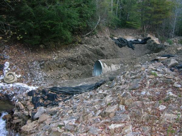 Rock Creek Environmental Damage November 14 2014