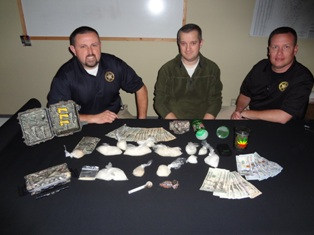 Chattooga County Meth Bust