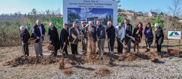 GNTC Catosa Campus Groundbreaking