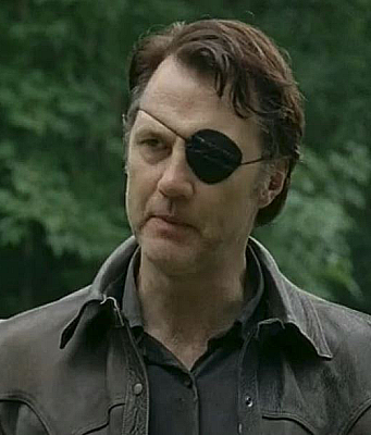 The Governor / The Walking Dead
