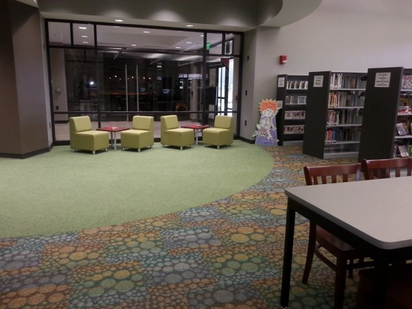 New Library Interior
