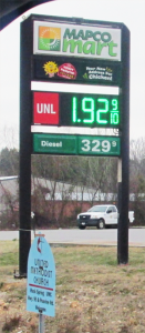 Mapco Rock Spring Gas Prices