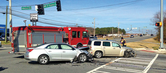 December 31 Wreck / Bypass at Jackson Realty