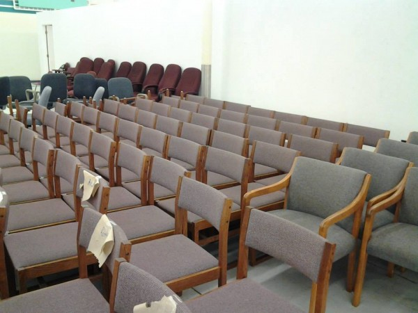Library Furniture Auction
