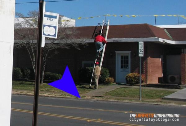 Carolyn Walker Parking Spot / Tag Office