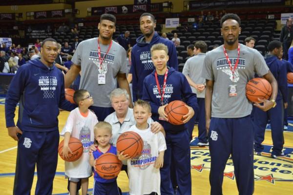Dalton State Roadrunners Basketball