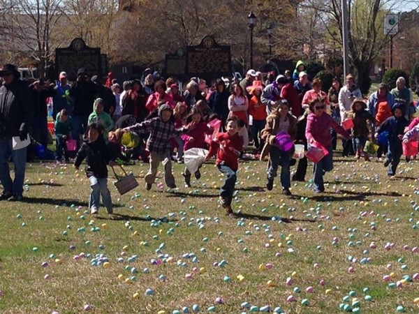 2015 City Easter Egg Hunt / Joe Stock Park