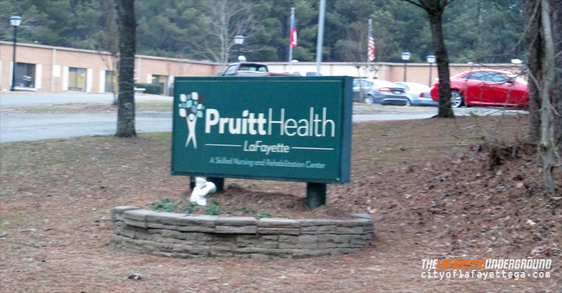 Pruitt Nursing Home Aiken Sc