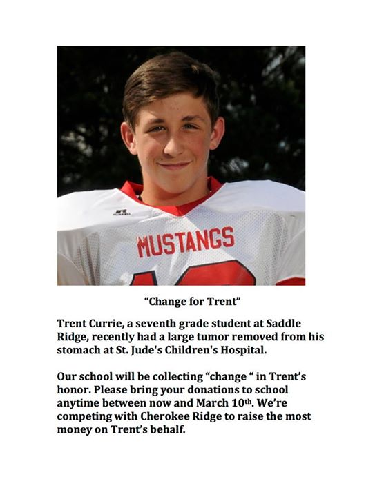 Trent Currie / 7th Grader