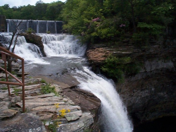 Desoto Falls Alabama