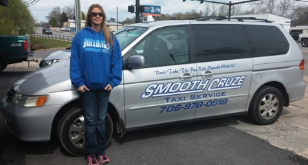 Smooth Cruze Taxi Chattooga County