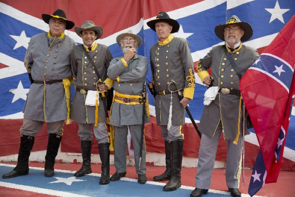 Brazilian Confederates
