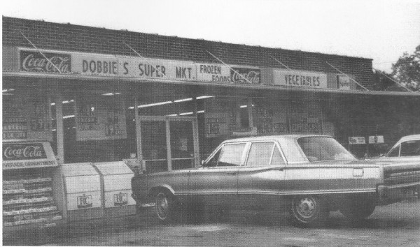 Dobbies Super Market / 1970s