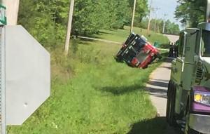 Fire Truck Wreck / Goodson Cr.